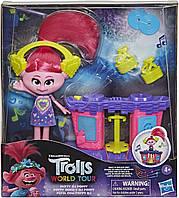 Троль Поппі Трояндочка Ді Джей Світовий Тур Trolls DreamWorks World Tour Party DJ Poppy