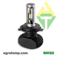 Лампа LED світлодіодна 12В 50Вт (к-кт 2 шт) Н1