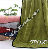 Лицевое полотенце микрофибра Спорт (6)