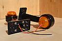 Габарит LED 12V занесення причепа Права сторона і ліва 12вольт ( РІЖКИ ), фото 3