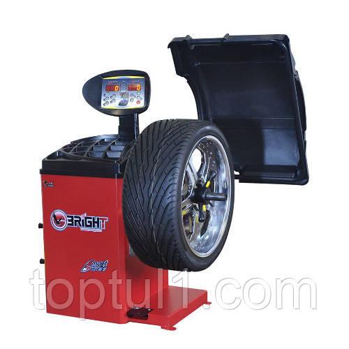 Стенд для балансировки колес BRIGHT CB67 220V