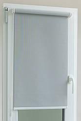 Тканевый ролет 400*1600 Серый