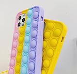 Чохол антистрес Pop it на iPhone 12 Pro Max, фото 4