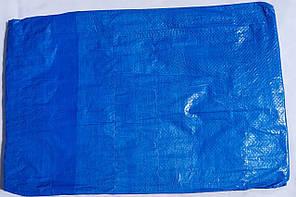 "Тент ""Сине-жёлтый"" 2х3м, плотность 90 г/м2., фото 2"