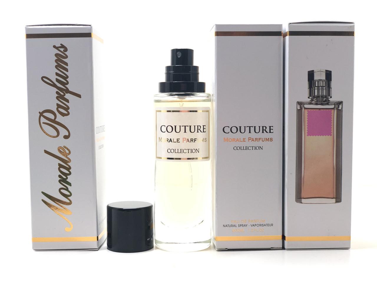 Женский аромат Couture Morale Parfums (Кутюр Морал Парфюм) 30 мл