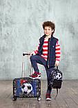 Детский пластиковый чемодан DeLune 003, фото 2