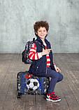 Детский пластиковый чемодан DeLune 003, фото 3