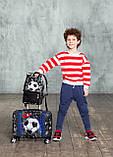 Детский пластиковый чемодан DeLune 003, фото 5
