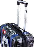 Детский пластиковый чемодан DeLune 003, фото 7