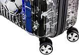 Детский пластиковый чемодан DeLune 003, фото 8