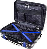 Детский пластиковый чемодан DeLune 003, фото 9