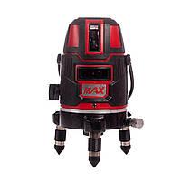 Лазерний рівень MAX MXNL03 50м + в комплекті штатив!