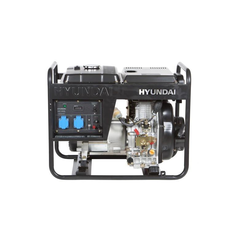 Генератор дизельний HYUNDAI DHY 5000L
