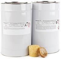 2К 6822 ЛВ (46 кг) 2-компонентна ін'єкційна смола для зупинки масивної течі води під високим тиском, фото 1