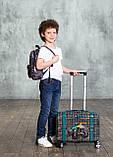 Детский пластиковый чемодан DeLune 004, фото 6