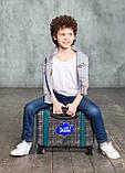 Детский пластиковый чемодан DeLune 004, фото 7