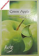 Свечи чайные ароматизированные (зеленое яблоко)