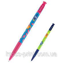Ручка кулькова автоматична Kite Jolliers K20-363-01, синя