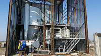 Распылительная сушилка METALIS производительность 500кг по испаренной влаге в час