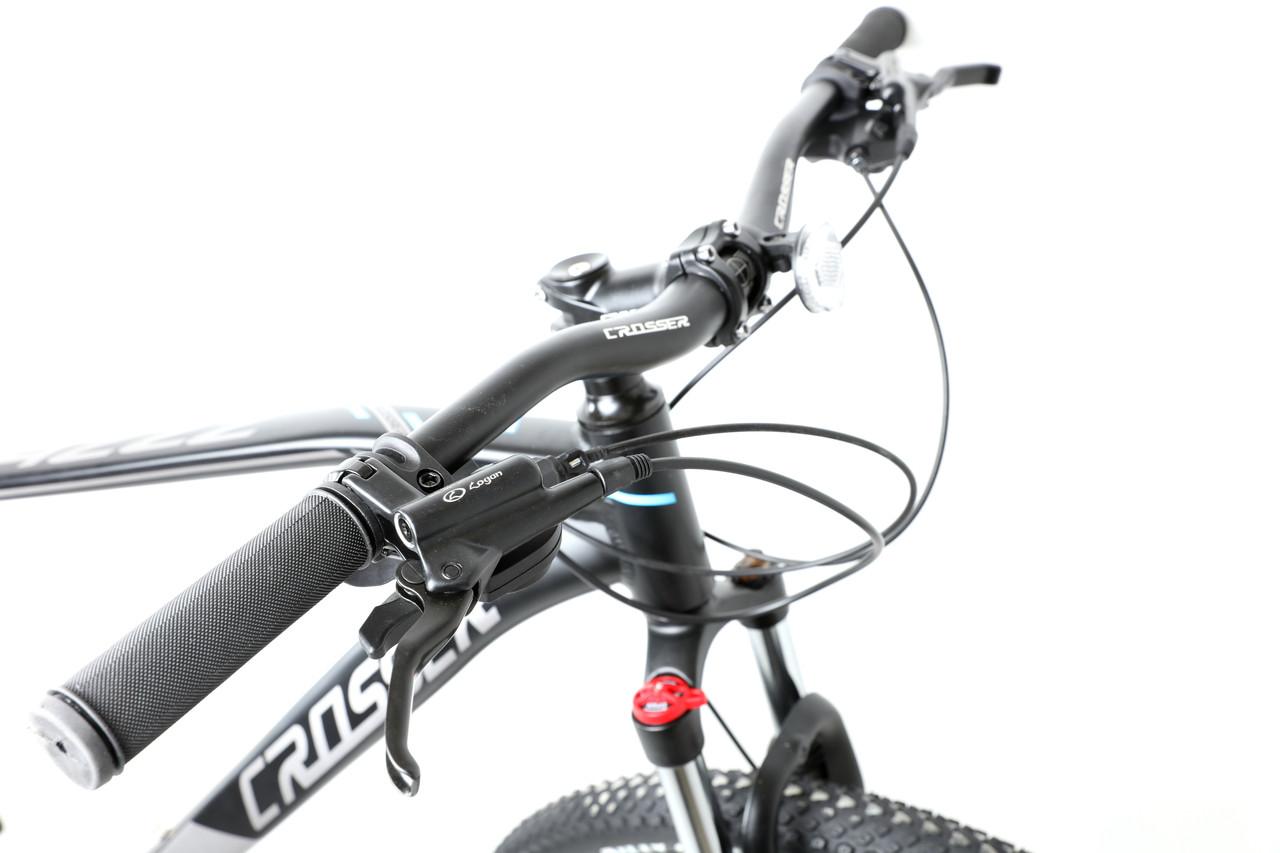 Гальма велосипедні гідравлічні дискові Crosser LOGAN