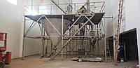Распылительная сушилка METALIS производительность 200кг по испаренной влаге в час