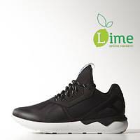 Кроссовки, Adidas Tubular Black, фото 1