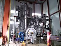 Распылительная сушилка METALIS производительность 1000кг по испаренной влаге в час
