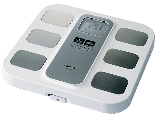 Весы-определитель жировых отложений OMRON BF 400