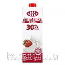 Сливки Smietanka 30% - 1 л