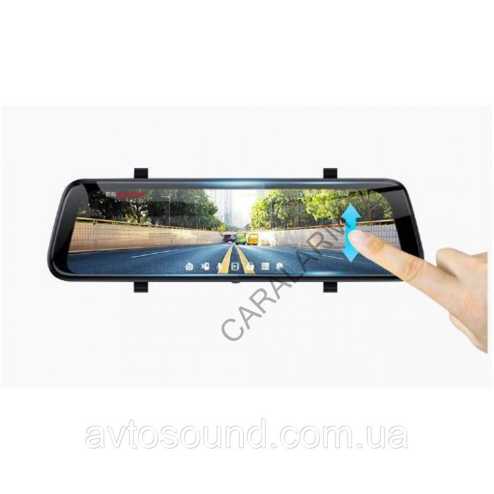 Зеркало заднего вида со встроенным Full HD видеорегистратором Prime-X 109