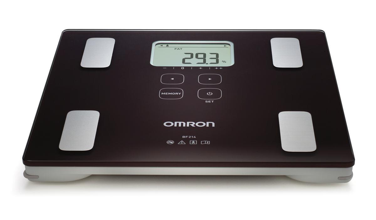 Монитор ключевых параметров тела OMRON BF 214