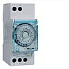 Таймер аналоговий, добовий, 110-230В, 16А, 1 перемикаючий контакт, без резерву ходу, 2м EH209