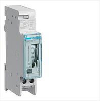 Таймер побутової добовий для управління побутовими приладами Hager EH011