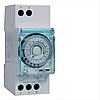 Таймер аналоговый, суточный, 110-230В, 16А, 1 переключающий контакт, без резерва хода, 2м EH210