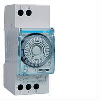 Таймер аналоговий, недельный, 230В, 16А, 1 переключающий контакт, запас хода 200 год., 2 м EH271