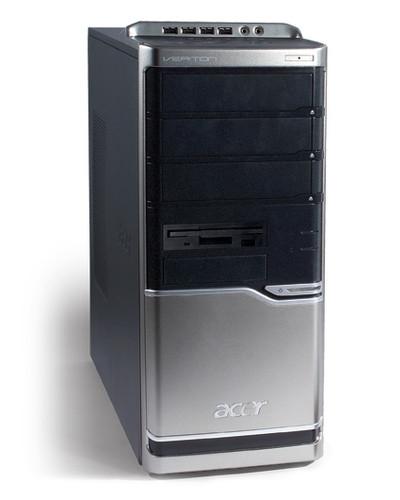 Системний блок ACER VERITON T661-Mini tower-Intel C2D E6400-2.13GHz-2Gb-DDR2-HDD-250Gb-DVD-R-(В)- Б/В
