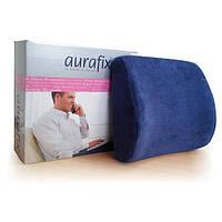Ортопедична подушка під поперек Aurafix (Аурафікс) 840 з ефектом пам'яті