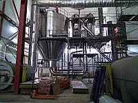Распылительная сушилка METALIS производительность 2000кг по испаренной влаге в час