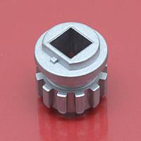 Муфта алюминиевая для мясорубки Bosch MFW66020, фото 1