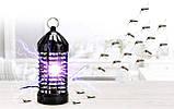 Уничтожитель насекомых Supretto током (6046), фото 4