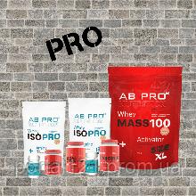 Комплект Набір м`язової маси PRO (протеїн, гейнер, амінокислоти, хондропротектор, креатин)