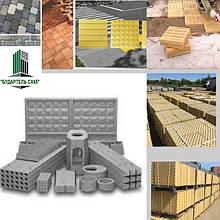 Вироби з бетону власного виробництва з доставкою