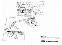 Механізм вмикання в'язального апарату