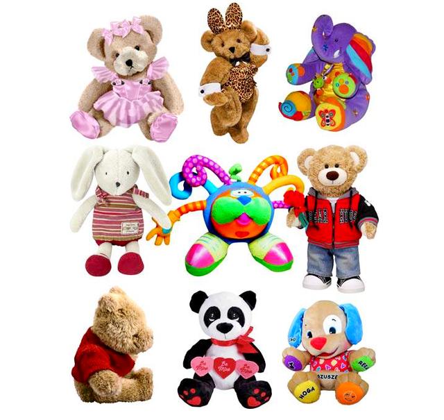 Мягкие игрушки, сумочки, подушки
