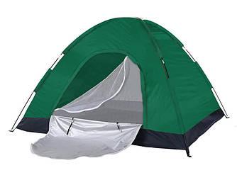 Палатка купольная четырехместная Melad WM-OT323 Green (14955)