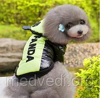 Куртка Panda для собак, размер S