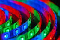 Светодиодная лента SMD5050, 60 д/метр, RGB, IP65 Премиум, фото 1