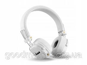 Навушники з мікрофоном Marshall Major III Bluetooth White (4092188)