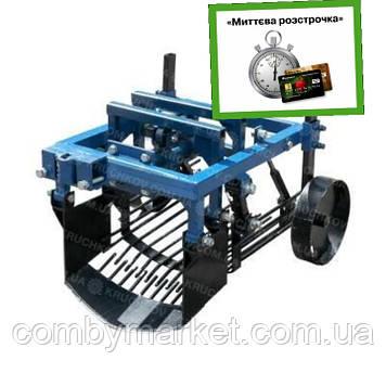 Картоплекопачка вібраційна Мотор Січ з валом приводу (КК15)