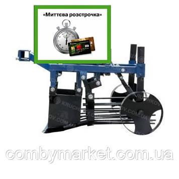 Картофелекопалка вибрационная Мотор Сич без приводного вала  (КК16)